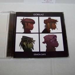 CD Gorillaz DEMON DAYS