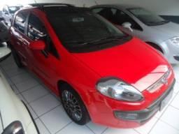 Fiat punto 2014 1.8 sporting 16v flex 4p automatizado - 2014