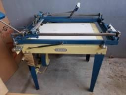 Máquina de Impressão Silk Screen - Manual