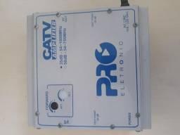 Amplificador CATV 35db