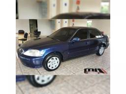 HONDA CIVIC SEDAN LX 1.6 16V AUT. 4P - 2000