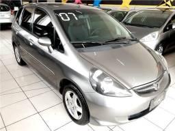 Honda Fit 1.4 lx 8v gasolina 4p automático - 2007
