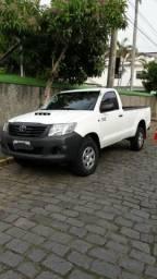 Hilux cs 2014 diesel - 2014