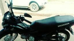 Moto pop 110 8560 km rodado unico dona - 2017