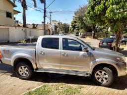 Hilux 2015/15 SR4x4 Diesel Aut.