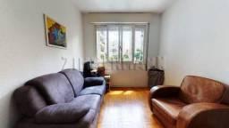 Apartamento à venda com 1 dormitórios em Higienópolis, São paulo cod:119712