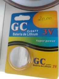 Bateria de lithium cr2477