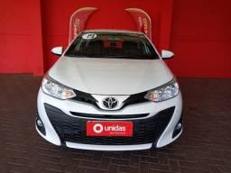 Toyota Yaris Hatch XL Manual 2019 1.3 Flex Completo *Apenas 30 Mil Km* Ùnico Dono