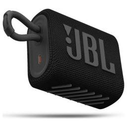 Caixa De Som Jbl Go 3 Portátil/ Bluetooth/ Prova D'água