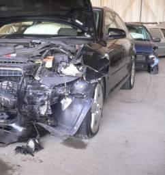 Sucata Audi A3 2010 Para Vendas de Peças