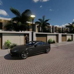 Casa em rua privativa, estilo condomínio, baixo  custo de  manutenção
