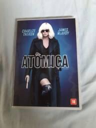 Dvd atômica