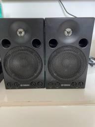 Par Monitores Yamaha MSP3