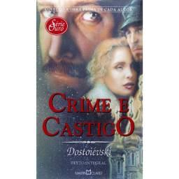 """Livro """"Crime e Castigo"""""""