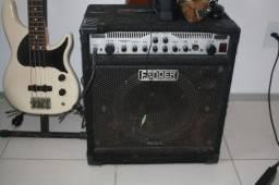 Amplificador para baixo fender