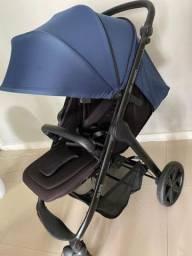 Carrrinho de bebê Okini ABC Design + Bebê conforto