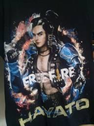 Camiseta do free fire