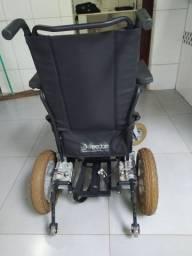 Cadeira de roda motorizada Freedom aro 13 P