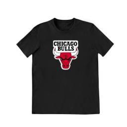 Camiseta Estampa Chicago Bulls