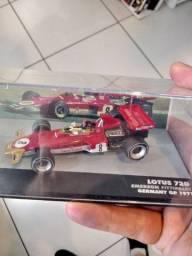 Miniatura F1 Emerson Fittipaldi