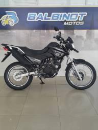 Yamaha Xtz Crosser 2021 Preta