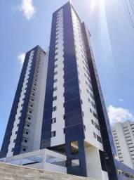 Oportunidade Edifício Luar da Boa Praia, 3 quartos, 80 metros, 2 vagas, lazer completo