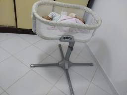 Moises/mini berço bassinest swivel sleeper