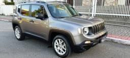 Jeep Renegade 1.8 Sport 10 mil km rodados vendo troco e Financio R$