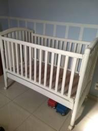 Título do anúncio: Berço, comoda para bebê, banheira, Carrinho de bebê, Chiqueirinho e BB conforto Limeira SP