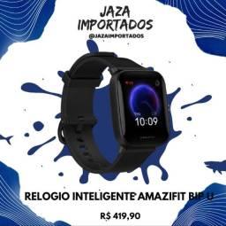 Relógio (Pulseira Inteligente Amazifit Bip U) - Super Promoção