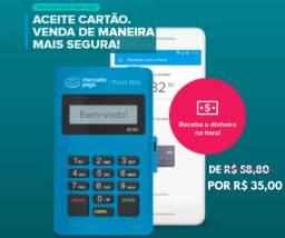 Maquininha de Cartão Mercado Pago! Oferta Hoje