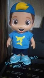 Título do anúncio: Boneco Lucas neto novo