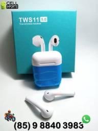 Fone Bluetooth Earpods i11 Tws Entrega Grátis