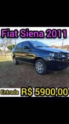 FIAT SIENA 2011 1.0 8v