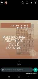 Título do anúncio: MADEIRA PARA SUA OBRA