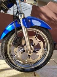 CBX 250 TWISTER AZUL