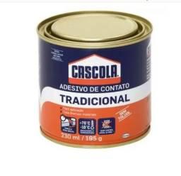 Título do anúncio: Cascola Tradicional 195g - Cascola