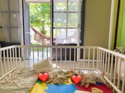 Cercadinho PVC para bebês. Medindo 1,8m X 1,8m. Ideal para gemeos e trigêmeos.