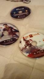 Vendo 3 cds ps3 originais