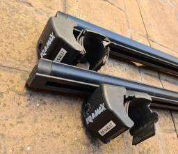 Rack Eqmax - Preto com chave. Para Renault Duster
