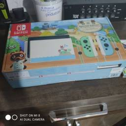 Nintendo Switch Edição Animal Crossing