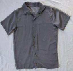 Título do anúncio: Camisa cinza bem fresquinha