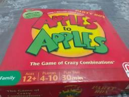 Jogo de inglês Apples to Apples