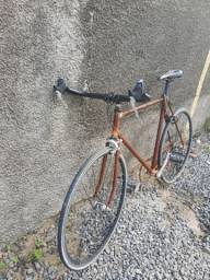 Bicicleta híbrida hat look aro 27