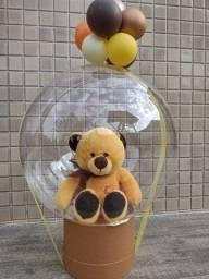 Balão bolha presente infantil
