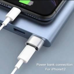 Título do anúncio: Adaptador tipo C para USB