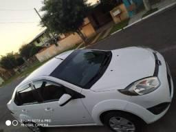 Fiesta 1.6 SE 2014 completo impecavel GNV