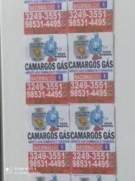 Título do anúncio: Entregador gas