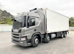 Título do anúncio:  Caminhão Scania P360 Bitruck 8×2 no chassi 2021