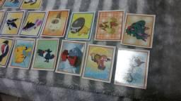 149 Figurinhas Pokemon +Album